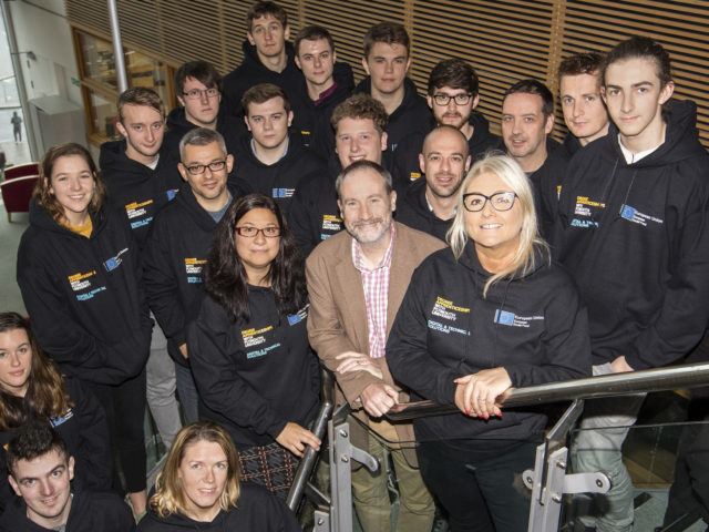 Leading the way in cyber security apprenticeships