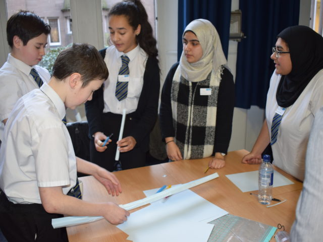 Tayside students take on new STEM challenge