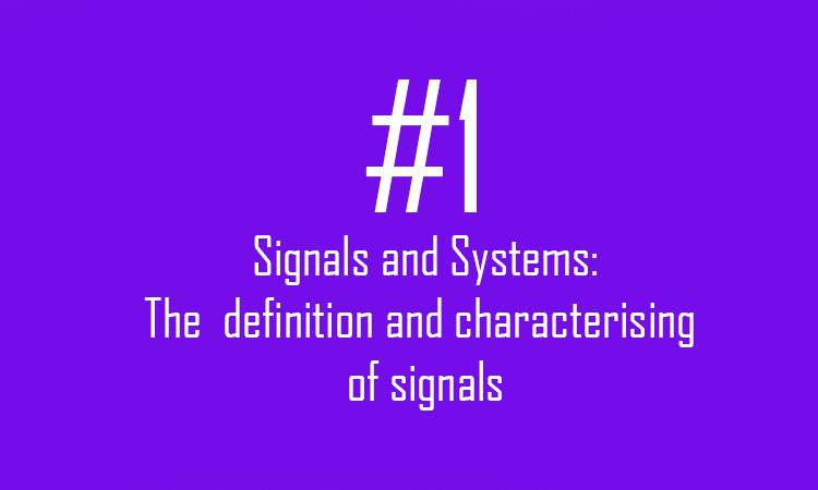 Signalsandsystems1