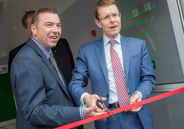 New hi-tech innovation centre brings together business and arts
