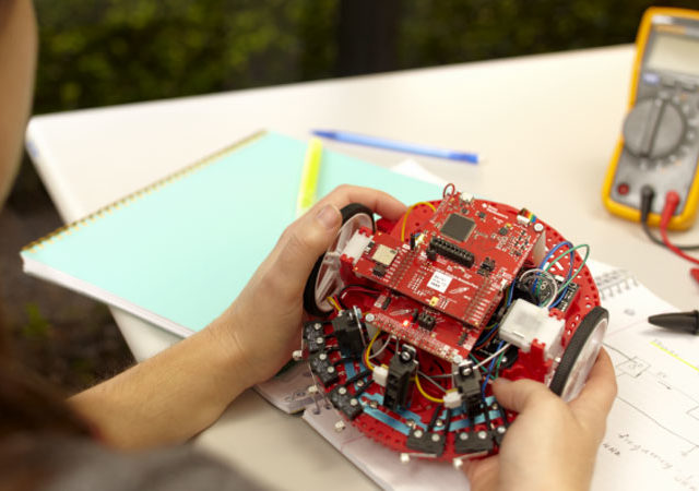 Robotics kit prepares future engineers for systems-level design