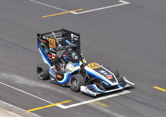 Australia's Monash team crowned Formula Student 2018 champion