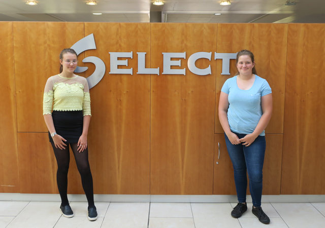 SELECT gives school students a four-week taste of working life