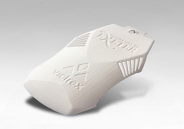 Victrex and the University of Exeter invest in making PAEK Additive Manufacturing a reality