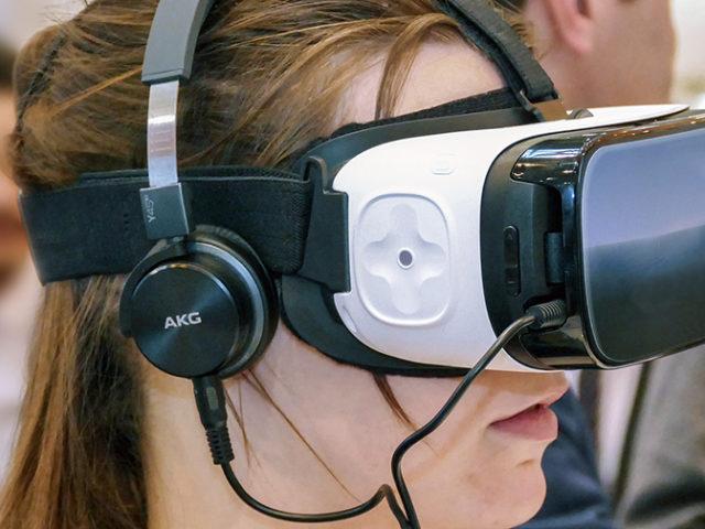 Fujitsu and Kagawa University to study use of VR and Telepresence