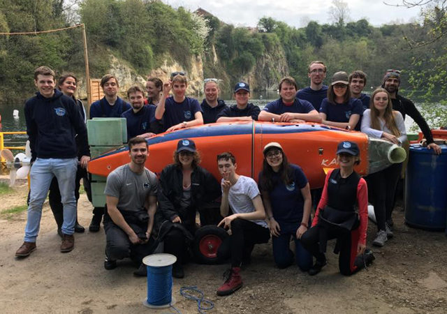 University of Southampton students learn from failure ready for 2019 Submarine Races
