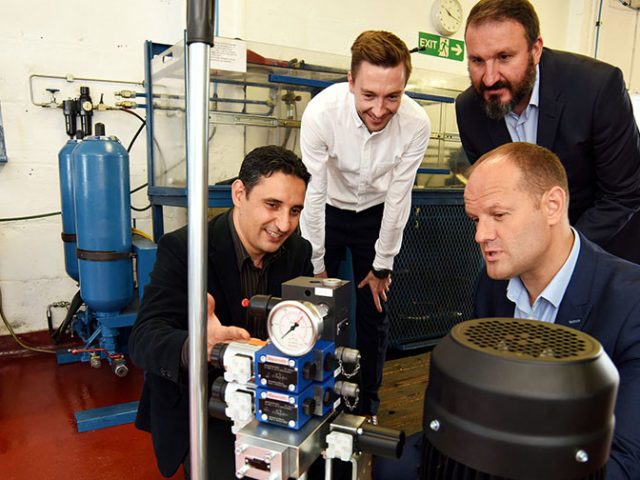University support helps engineering firm expansion