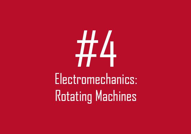 Electromechanics: Rotating Machines