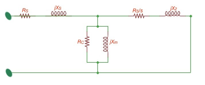 Inductor motor