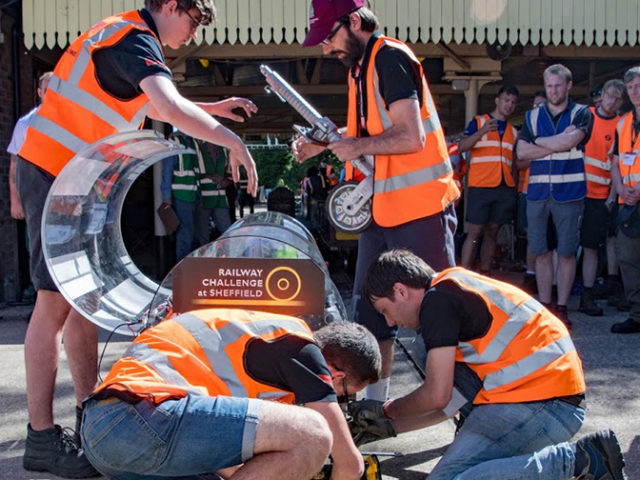 International railway competition introduces new safety challenge