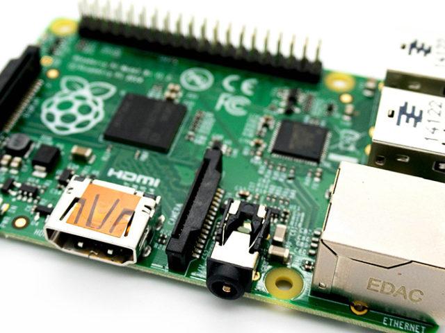 Raspberry Pi 3 giveaway.