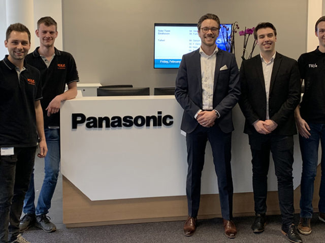 Panasonic competition