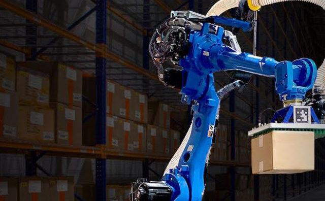 Boston Dynamics reinventing logistics market