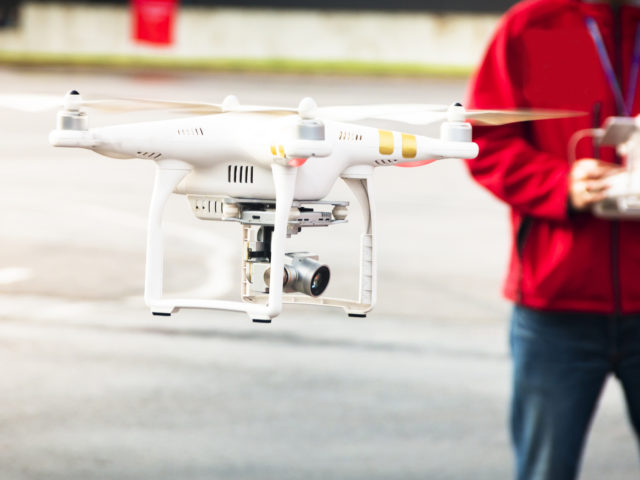 BGU researches show security and privacy threats with drone use