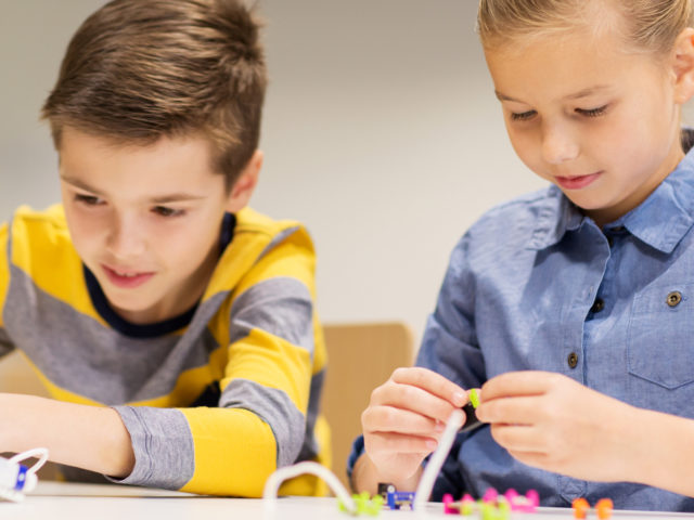 Two institutions to help children to develop engineering skills