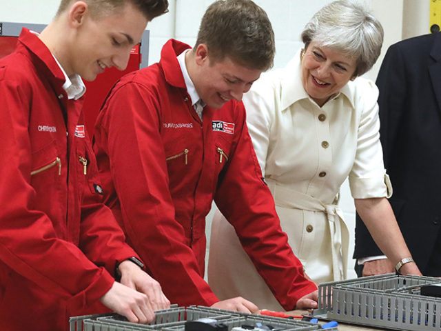 Prime Minister praises adi Group's commitment to supporting the careers of young people