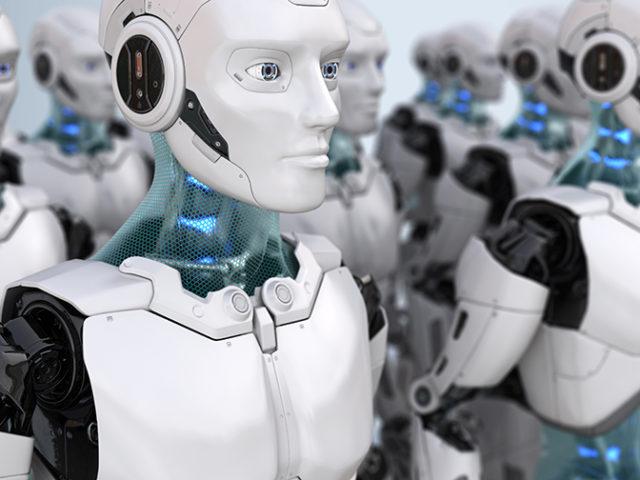 Artificial skin for sensitive robots