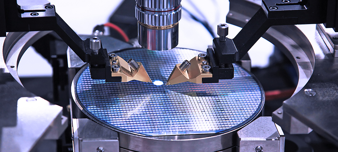 A new way to commercially manufacture integrated silicon III-V is discovered