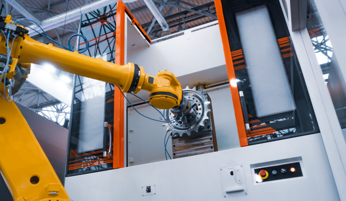 In research of future-oriented manufacturing technology