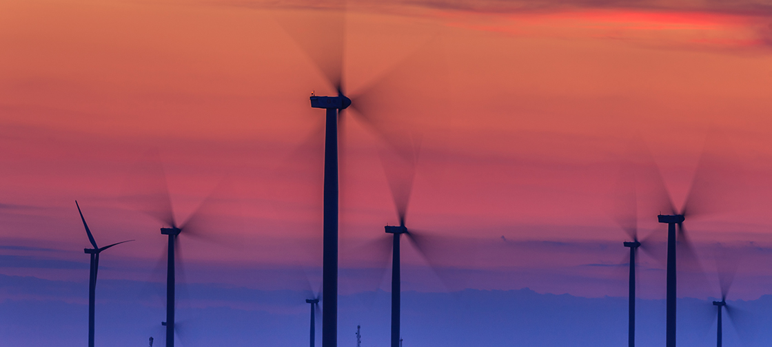 Cross-continent collaboration for sustainable wind power