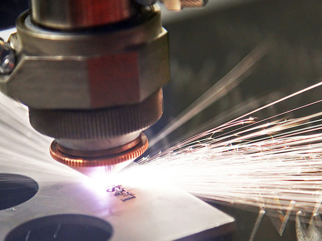 Wire laser material deposition