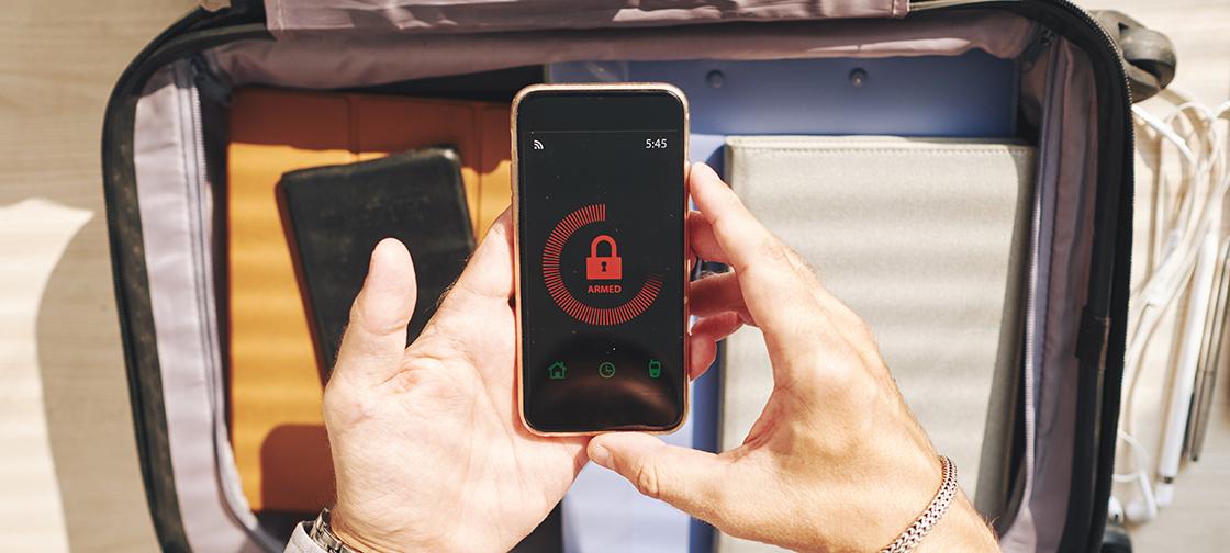 Can I verify my identity using my smartphone?