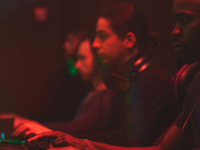 Bots can beat humans in online games