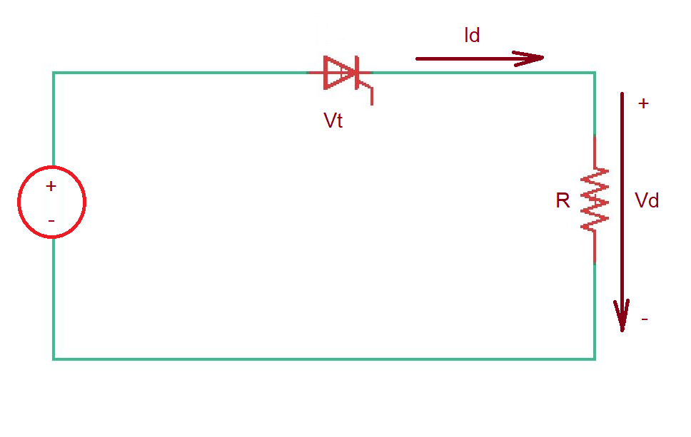 What is line-commutated single-phase half-wave rectifier