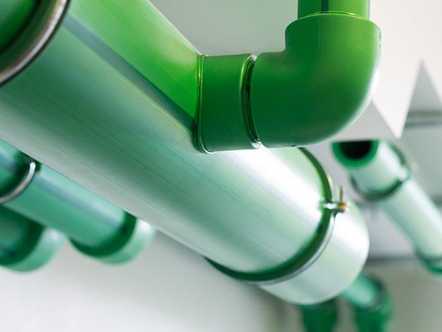 Smart water meter for energy savings