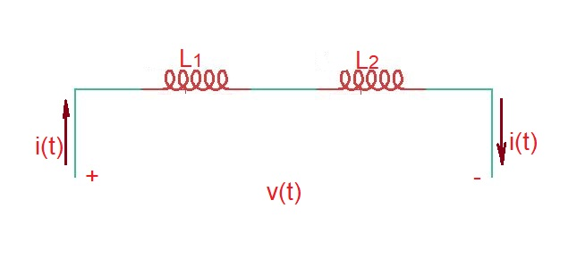 How do you calculate inductors in series and parallel