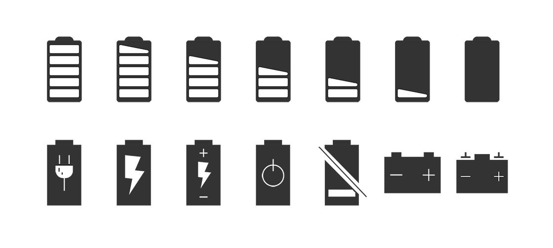 30% more capacity for LI batteries