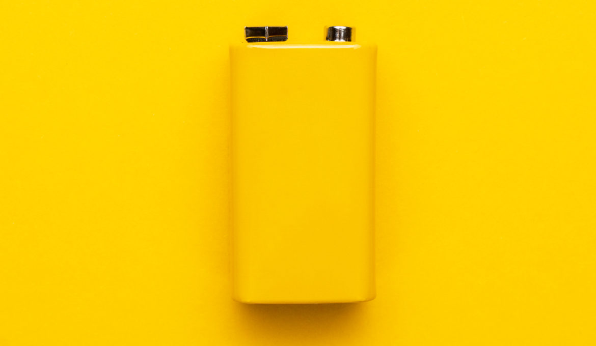 More powerful batteries with new electrode design