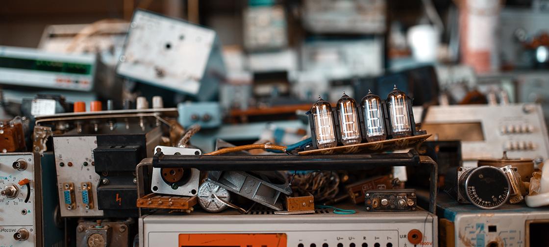 Longest microwave quantum link for quantum computing