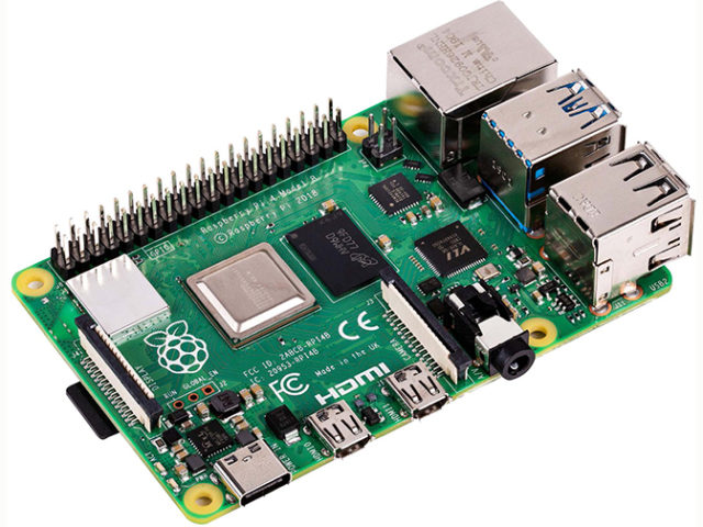 Your chance to win the new Raspberry Pi 4 8GB