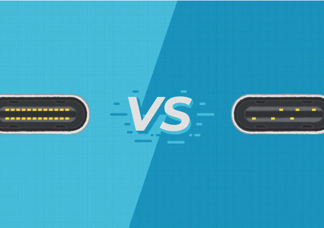 USB type C finds new use in power-only designs