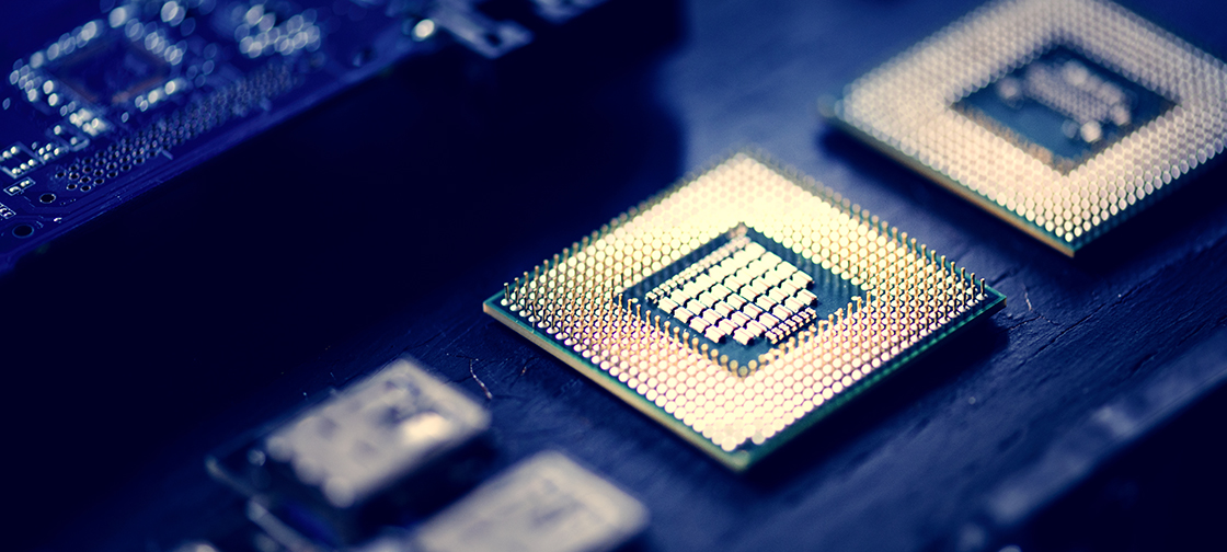 Technology that process information much faster than conventional electronic chip