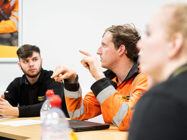 Finning searches for its next generation of engineers