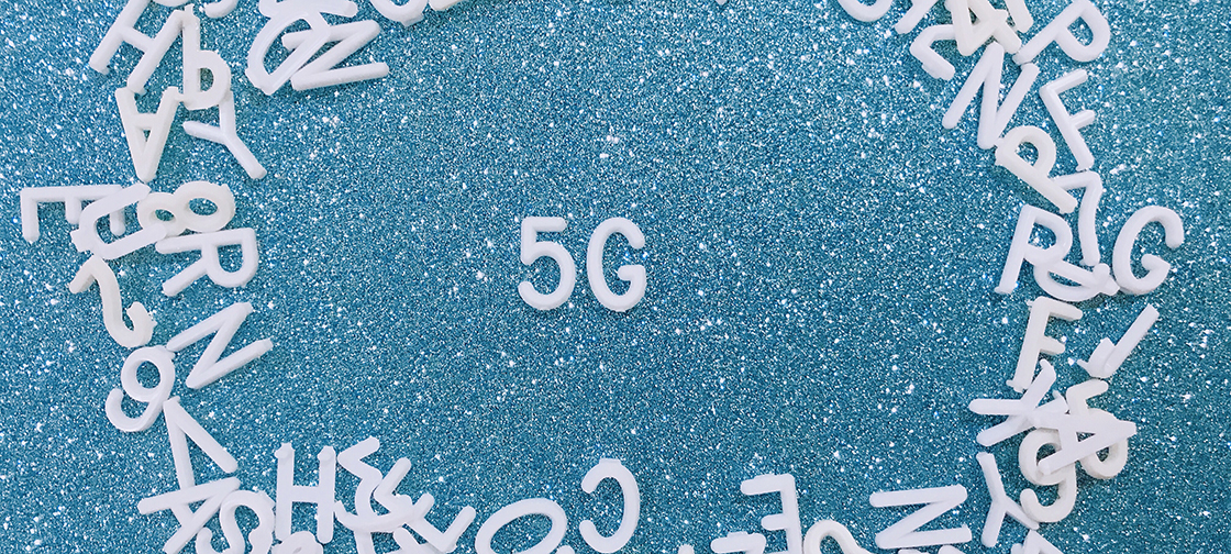 5G network wirelessly powers IoT devices