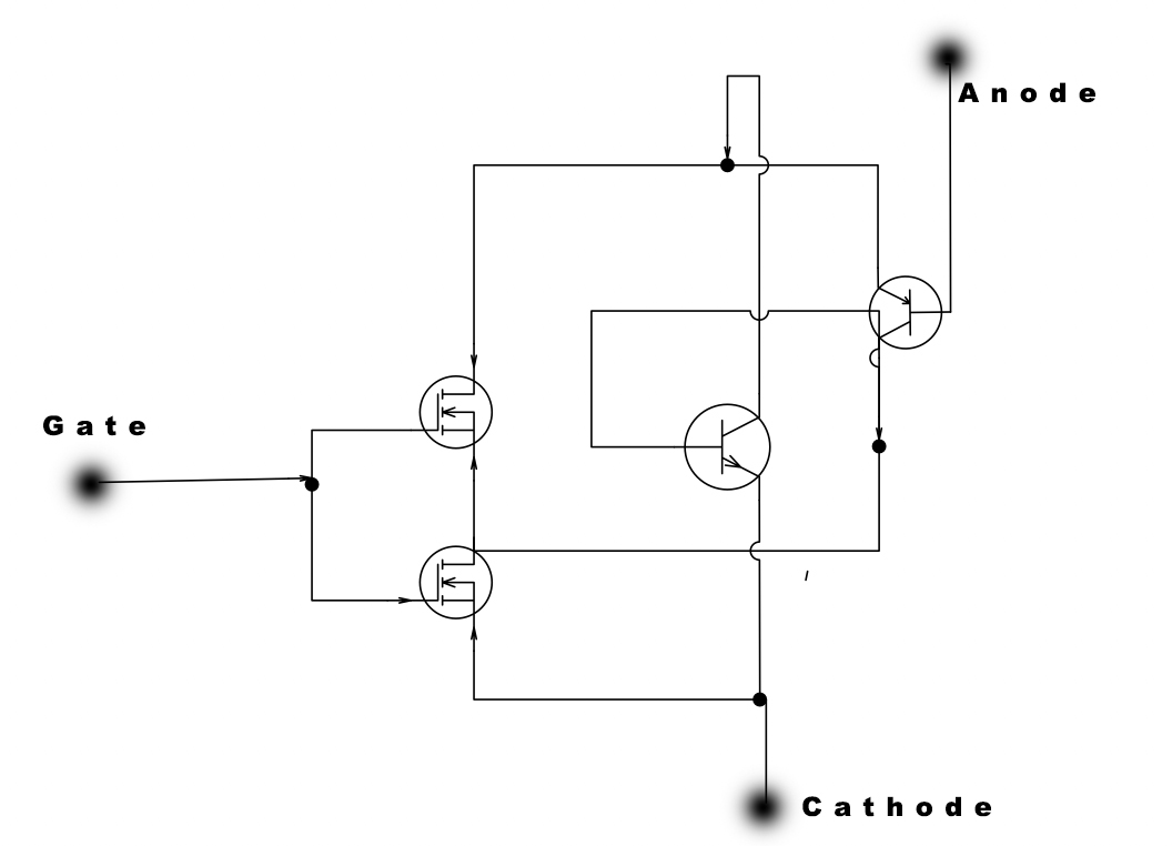 What is MOS Controlled Thyristor and its main features