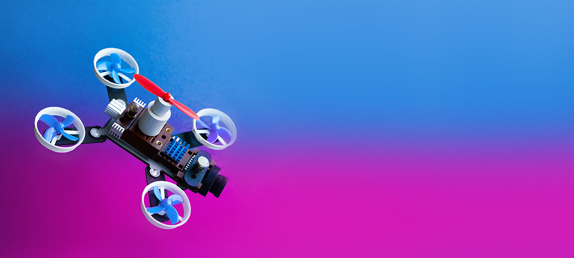 EPFL helps drones to avoid obstacles