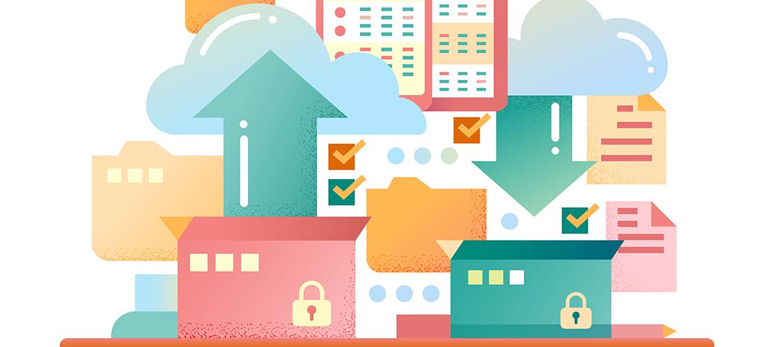 Innovative new data storage medium is proposed