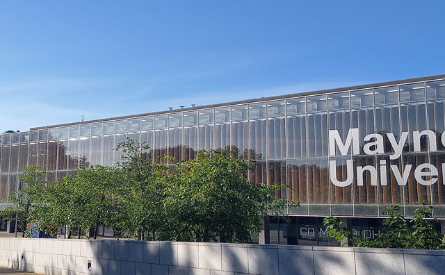 A day in the life at Maynooth University