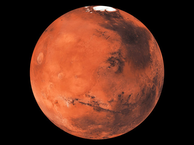 Mars Mission educational project attracted around 700 students