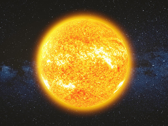 Nuclear fusions in the sun are experimentally confirmed
