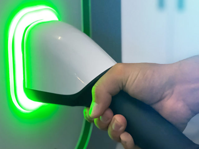 New charging stations addressing two problems