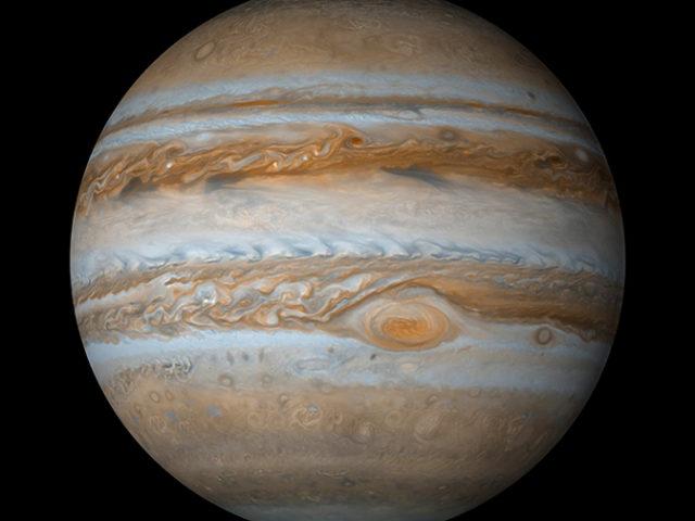 Water vapour on Jupiter's satellite