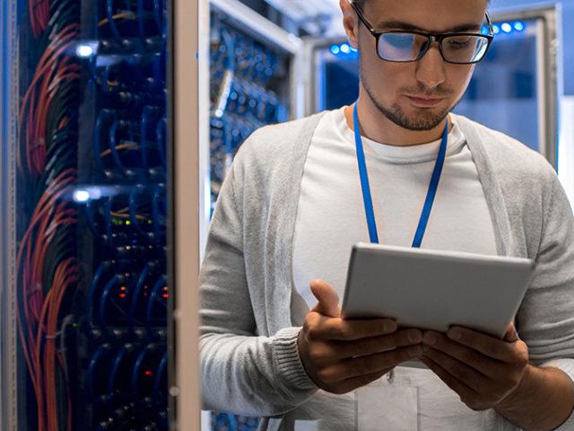 How fiber optics boosts productivity of supercomputers